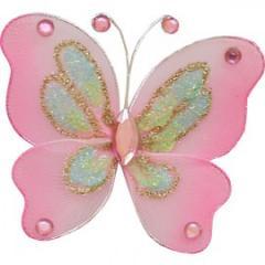 Украшение для штор Бабочка Мини-Микро -90*95 Со