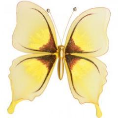 Украшение для штор Бабочка Большая 3 -230*230 модель  A0003