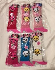 Гетры для девочек 3-11 лет, код товара 175693664