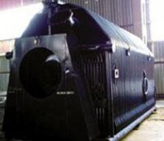KV-GM boilers