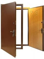 Doors room and fire-resistan