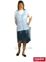 Apron polyethylene protective FFOL N (100 pieces)