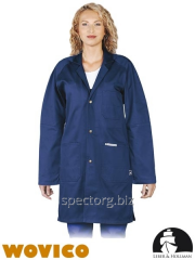 Dressing gown protective female LH-WOMCOLER G