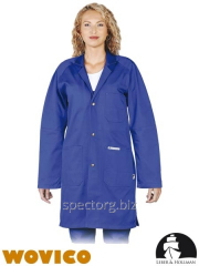 Dressing gown protective female LH-WOMCOLER N