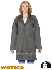 Dressing gown protective female LH-WOMCOLER S