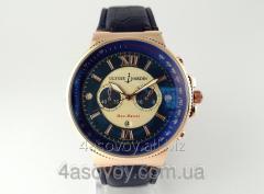 Мужские часы - Ulysse Nardin Maxi Marine- на