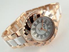 Часы женские - Dior - цвет корпуса и браслета