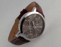 Часы мужские Guardo - Italy, цвет серебро,