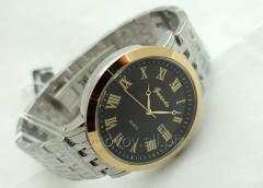 Часы мужские стальные Guardo , Made in Italy, цвет