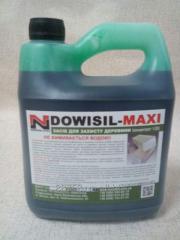 Антисептик для дерева. Dowisil-MAXI средство для