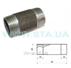 Keg of bilateral steel 32 mm of GOST 8969-75