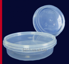 Plastic tight packing for fish preserved food and
