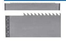Saws frame mechanical for a plyushcheniye. For