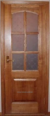 Inexpensive door interroom pine (No. 24)