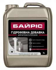 Hydrophobic additive Bayris