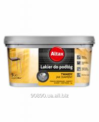 Floor varnish of 0,75 l Altax