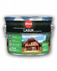 LASUR for wood deep preserving 0,75 l