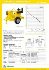 Motor-pump (industrial)