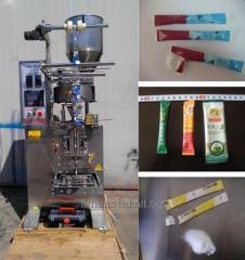 Автомат для фасовки сыпучих продуктов