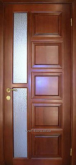 Original doors from a pine (No. 64)