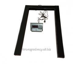 Scales pallet electronic VEST - 1000A12E