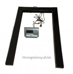 Scales pallet electronic VEST - 1000A12