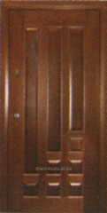 Входная дверь дерево (№72)