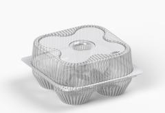 Тортовая упаковка IT-405H для пирожных