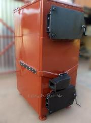 Copper wood (gas-generating, pyrolysis) 60 kW