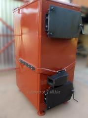 Copper wood (gas-generating, pyrolysis) 60 kW