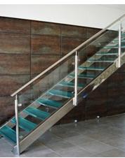 Стеклянные лестницы,стекло,лестницы,лестницы