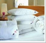 Одеяла и подушки с натуральным наполнителем