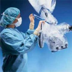 Disposable sterile covers for operational