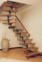 Лестницы модульные,лестницы,элементы