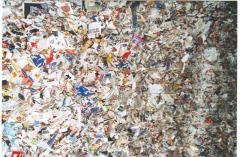 Вторсырьё: макулатура, полимерные пленки, пленки