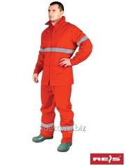 Suit moisture protective KPL-RAINER P (raincoat)