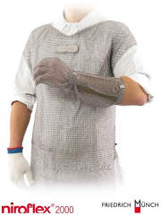 Apron protective of FNIROX-BOLERO S 90X55 steel