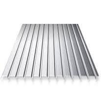 Professional flooring of galvanized 2 m