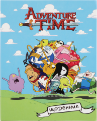 Diary school Adventure Time AT15-261K 28721