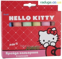Chalk color Jumbo Hello Kitty HK13-073 22519
