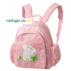 Backpack children's pass Tiger 2810 pink