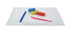 Board for plasticine plastic 1355