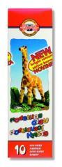 Plasticine set Giraffe, Penguins of 1817