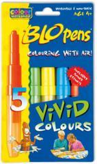 Sets of air felt-tip pens Blopen 2420