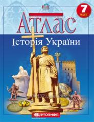 Atlas 7th class _stor_ya Ukra§ni 1503