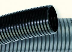 Corrugated pipes from polyamide