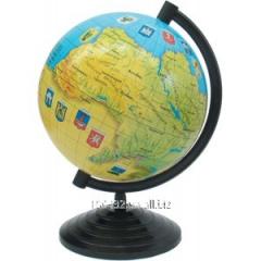 Globe of Ukraine of 160 mm 132029