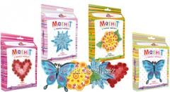 Kvilling-magnit Snowflake 141176