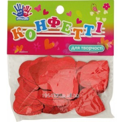 Confetti Hearts red 14gr 454463