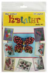 Set for a kvilling No. 1 the Butterfly of 120
